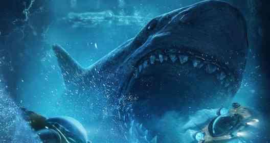 巨齿鲨热映,这些科学疑点你发现了吗? 第1张