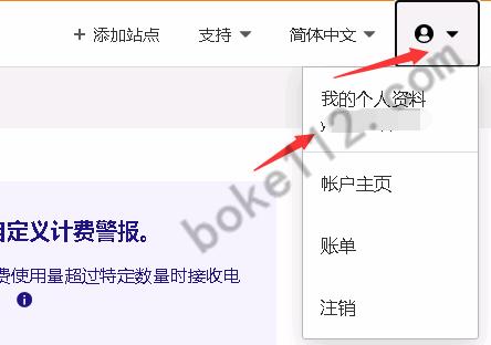 如何申请Cloudflare API令牌以登录Cloudflare插件设置页? - 第1张 - boke112联盟(boke112.com)